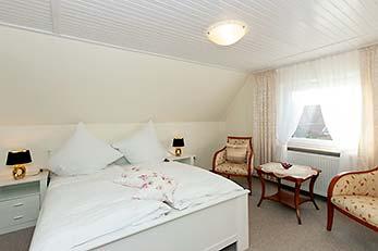 Komfort-Doppelzimmer<br>2 Räume
