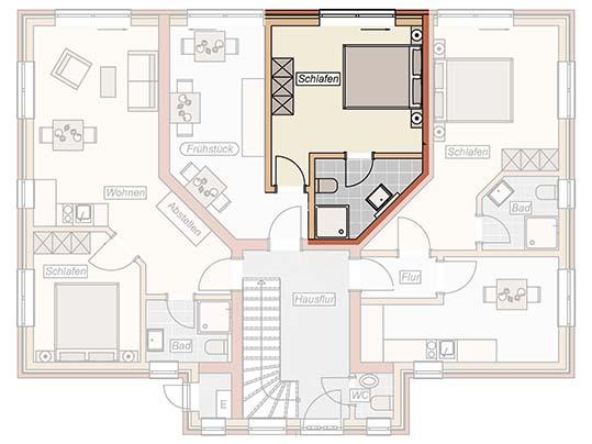Apartment Rysum