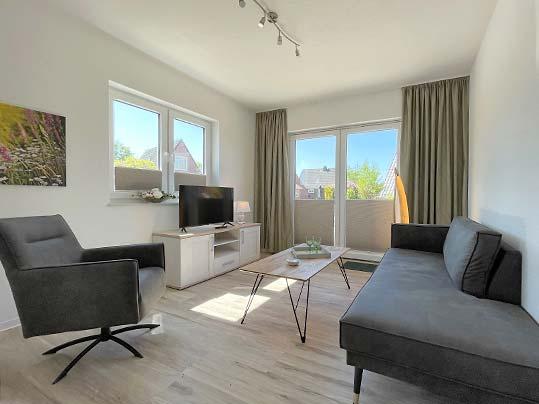 Zweiraum-Apartment Greetsiel